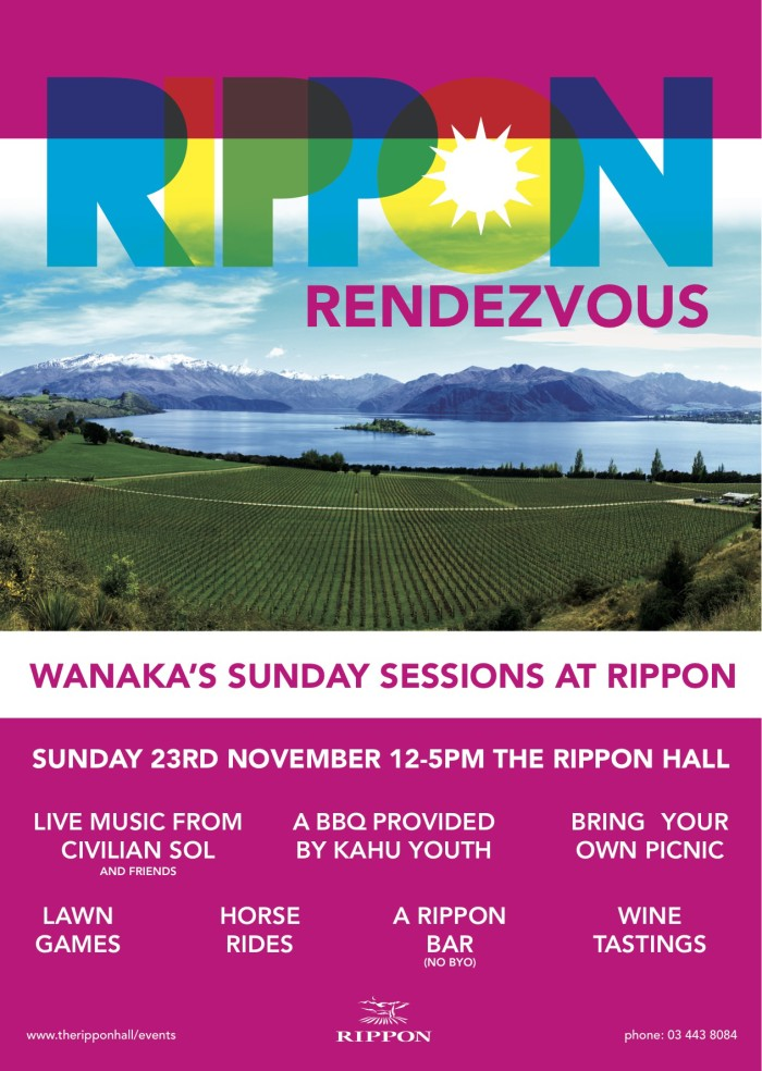Rippon Rendezvou poster